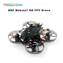 Happymodel Mobula7 HD 2 3S 75mm Crazybee F4 Pro Whoop Dron de carreras con visión en primera persona PNP BNF w/ CADDX Turtle V2 cámara HD