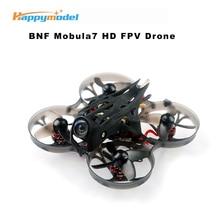 Happymodel Mobula7 caméra HD 2 3S 75mm, Crazybee F4 Pro, Drone pour course, PNP, BNF avec CADDX Turtle V2