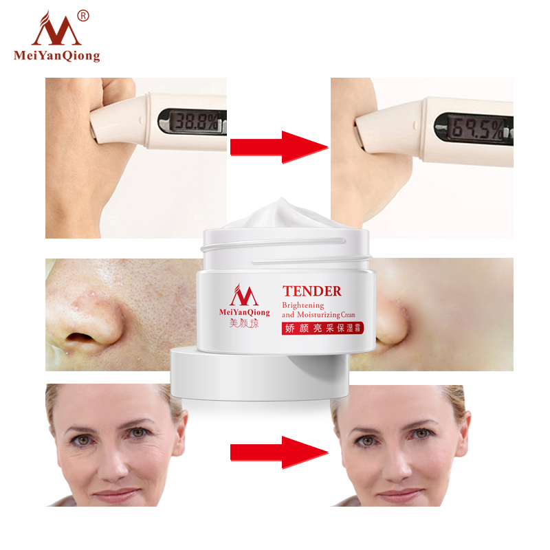 Moisture Cream  Skin Care Face Lift Essence Tender Anti-Aging Whitening Wrinkle Removal Face Cream Hyaluronic Acid 2