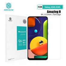 For Samsung A50S Glass Nillkin Amazing H 0.33MM Screen Protector for Samsung A50 A30 A50S A30S Tempered Glass