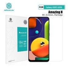 Samsung A50S cam Nillkin İnanılmaz H 0.33MM ekran koruyucu için Samsung A50 A30 A50S A30S temperli cam
