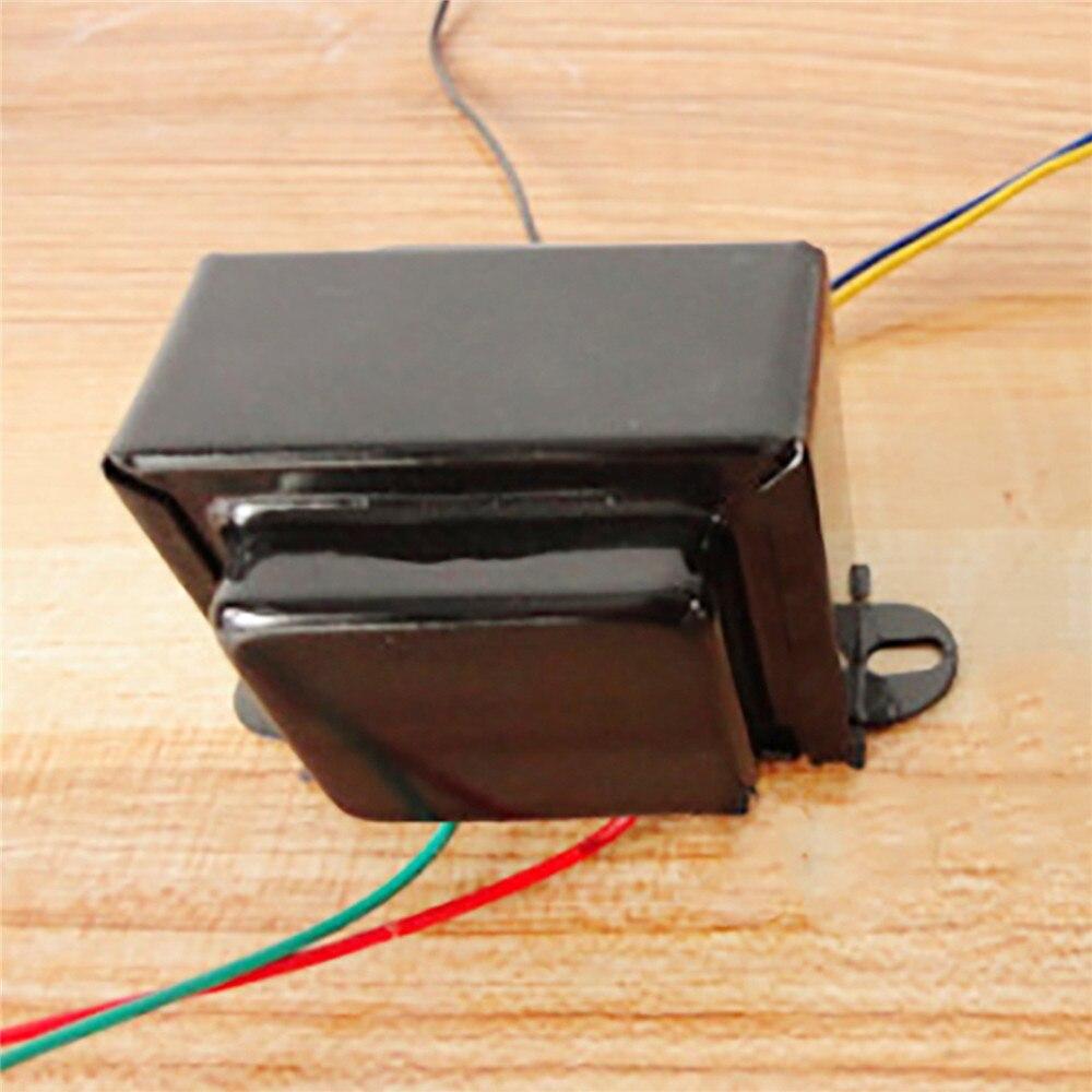 1pcs Tube Amplifier Single-ended Output Transformer 5K Output Cow For 6P1 6P14 6P6 0-4-8 Ohm DIY Vacuum Tube Amplifier