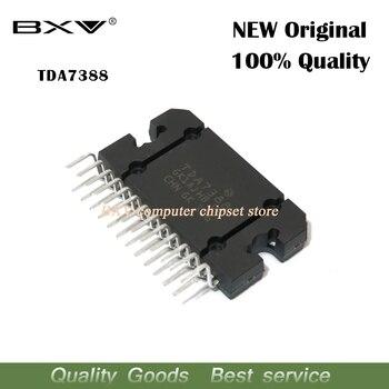 2PCS TDA7388 ZIP25 TDA7388A ZIP 7388A ZIP-25 42W quad bridge car radio amplifier new original IC - discount item  9% OFF Active Components