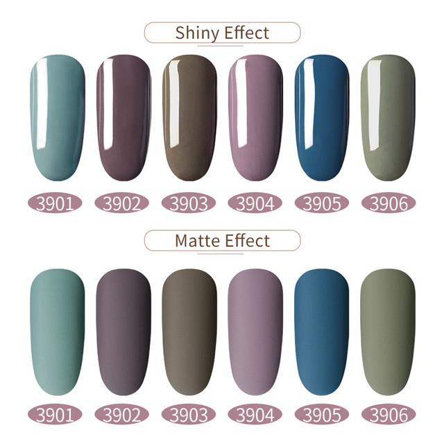 Elite99 Soak Off Gel Basis Top Mantel Matte Top Gel Polish Nagel Gel lack 10ml Maniküre Lang anhaltende farbe Gel Nägel