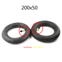 8 inch tire electric scooter 200x50 Inner Tube200*50 motorcycle part for Razor Scooter E100 E150 E200 eSpark Crazy Cart scooters|Tyres|Automobiles & Motorcycles -