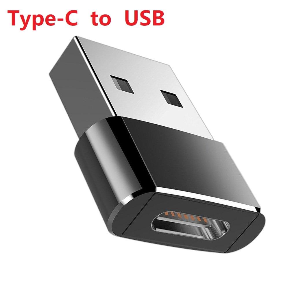 Adapter Converter Connector Type-C Female Standard USB Usb-3.0 Charging-Data-Transfer