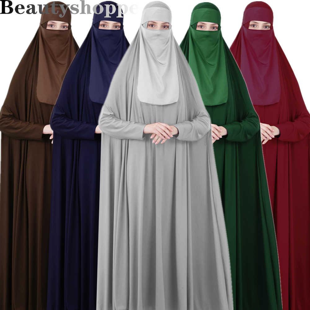 Sometimes spelled burqa, everything is covered. Overhead Jilbab Detachable Niqab Muslim Set Two Pieces Sleeved Prayer Dress Turkish Islamic Abaya Veil Burqa Hijab Khimar Chador Islamic Clothing Aliexpress