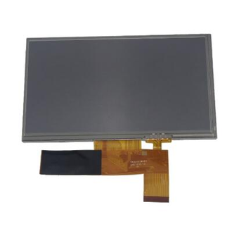"""67pin 7.0"""" inch TFT LCD screen for Garmin Dezl 7xx 760LM 760LMT GPS LCD display Screen with Touch screen digitizer Repair LCD"""