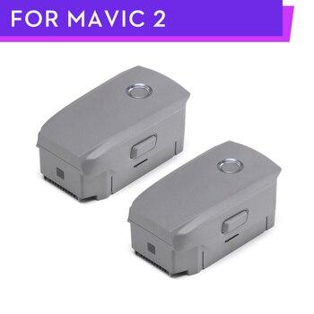 Original Mavic 2 Batería de Vuelo Inteligente Max 31-min de tiempo de vuelo de 3850mAh 15,4 V Mavic de DJI 2 Zoom Pro