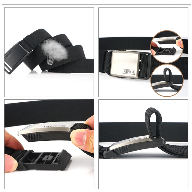 Fashion Nylon Belt 6