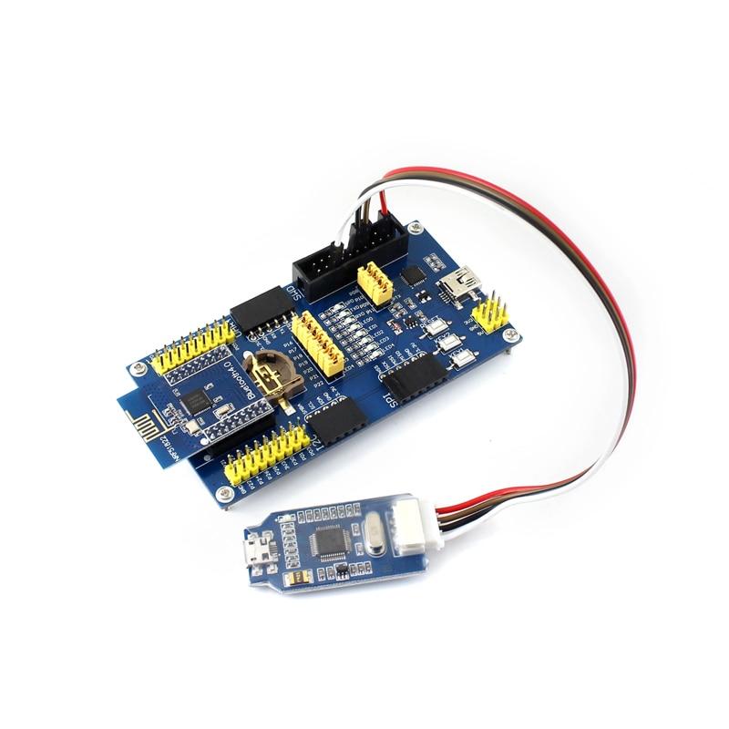 NRF51822 Bluetooth Module Bluetooth 4.0 Development Board Ble4.0 Development Board With Emulator