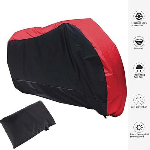 capa protetora para motocicleta capa de pano oxford para motocicleta xl 2xl 3xl universal para