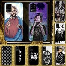 $ Uicideboy caso de telefone ftp para samsung galaxy note 4 8 9 10 20 s8 s9 s10 s10e s20 plus uitra ultra preto luxo prime $