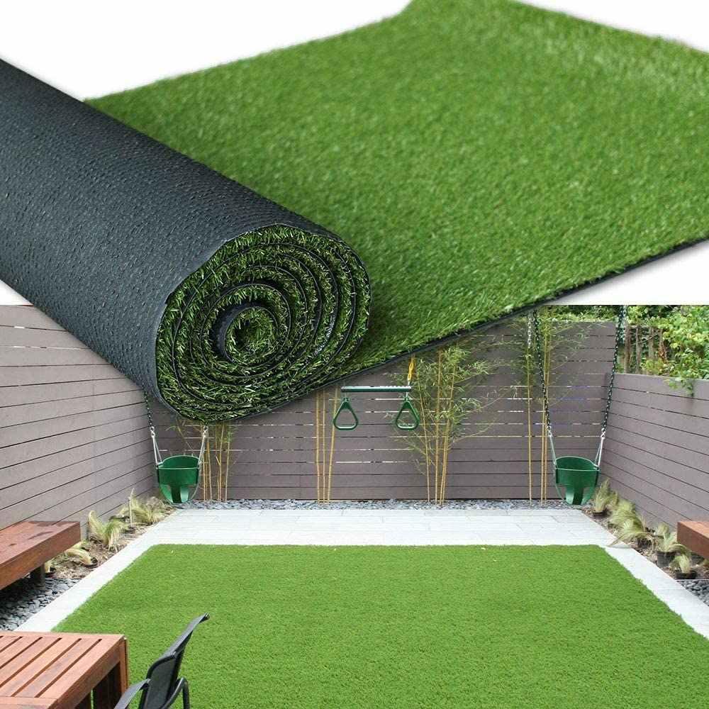 tapis de gazon artificiel moquette
