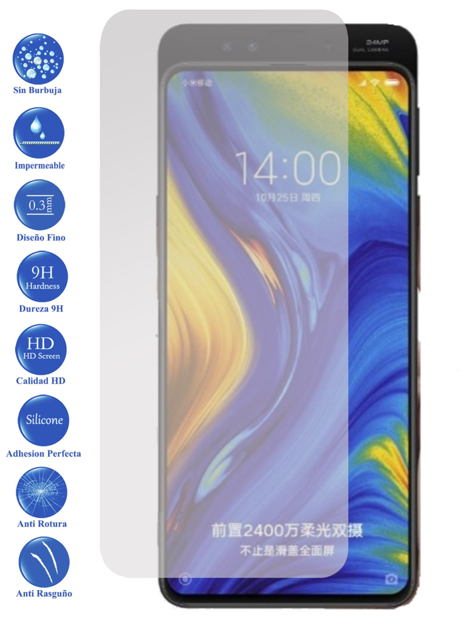 Protector De Pantalla Cristal Templado Vidrio 9H Premium Para Xiaomi Mi Max 3