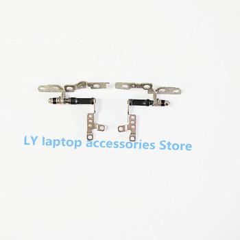 Dla HP 15-CX 15-CX0059TX 15-CX0067TX 15-CX0076TX TPN-C133 TPN-C134 oryginalny laptop wbudowany zawias L amp R zawiasy tanie i dobre opinie metoopan FOR HP Lcd zawiasy