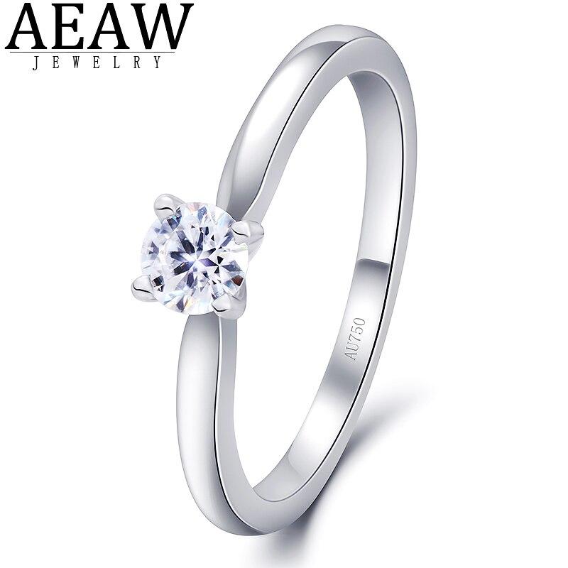 Купить обручальное кольцо из муассанита 03 карат 40 мм
