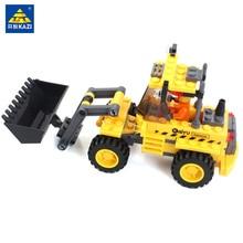 Kids Toys For Children KAZI Creator Building Blocks Bricks Cars Model