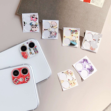 Lens For iPhone 11 NEW Cartoon funny Camera Lens For iPhone 11 Pro MAX Camera Lens cute Film Lens protection For iPhone 11 Pro