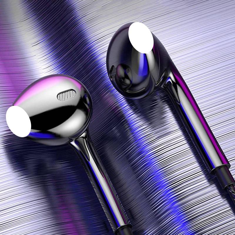 Проводные наушники-вкладыши, наушники-вкладыши с разъемом 3,5 мм, стереонаушники для Xiaomi Redmi Huawei, игровая Спортивная гарнитура с басами, Hi-Fi на...