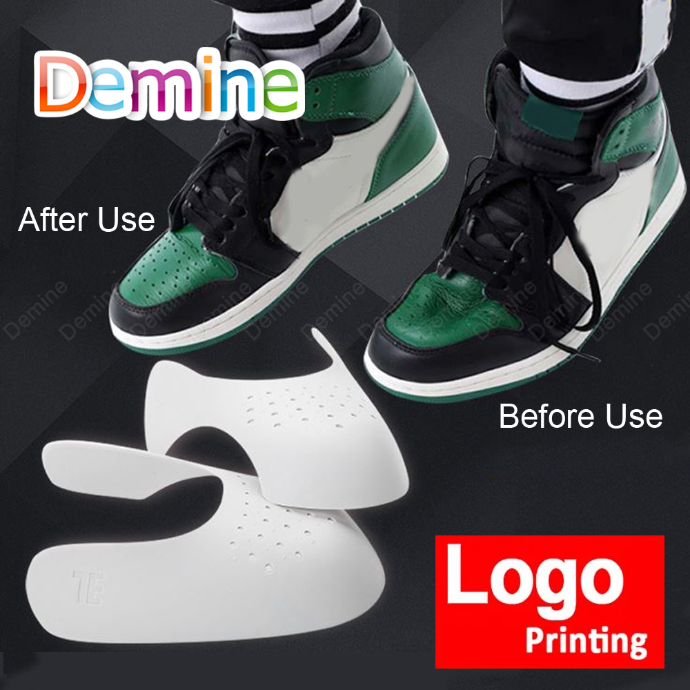 Dropshipping Shoes Shield for Sneaker Anti Crease Wrinkled Crack Shoe Support Toe Cap Sport Shoe Head Stretcher Shaper Expander