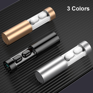 Image 5 - TWS беспроводные Bluetooth наушники, стерео HD беспроводные наушники, мини наушники с сенсорным управлением, музыкальная гарнитура с микрофоном для смартфонов