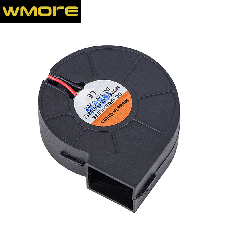 WMORE Hot Air Gun Fan Soldering Hairdryer Gun Brushless Blower Fan 12V 24V 0.20A For 8858 8586 858D Solder Station Top Quality