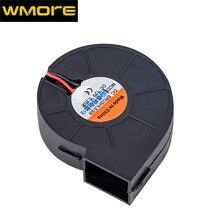 WMORE Hot air gun fan Soldering Hairdryer Gun Brushless Blower Fan 12V 24V 0.20A for 8858 8586 858D solder station top quality цены