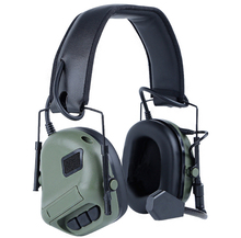 Tactical Headset Hunting Airsoft Headphone Military Shooting Noise Cancelling Hearing Protection Earphones 3 Colors
