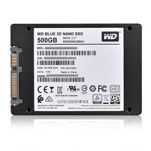 """Image 3 - オリジナル WD ブルー 3D NAND SSD 250 ギガバイト 500 ギガバイト 1 テラバイト 2 テラバイト内部 SATA3 2.5 """"ソリッドステートドライブハードディスク WESTERN DIGITAL のラップトップのためのない"""