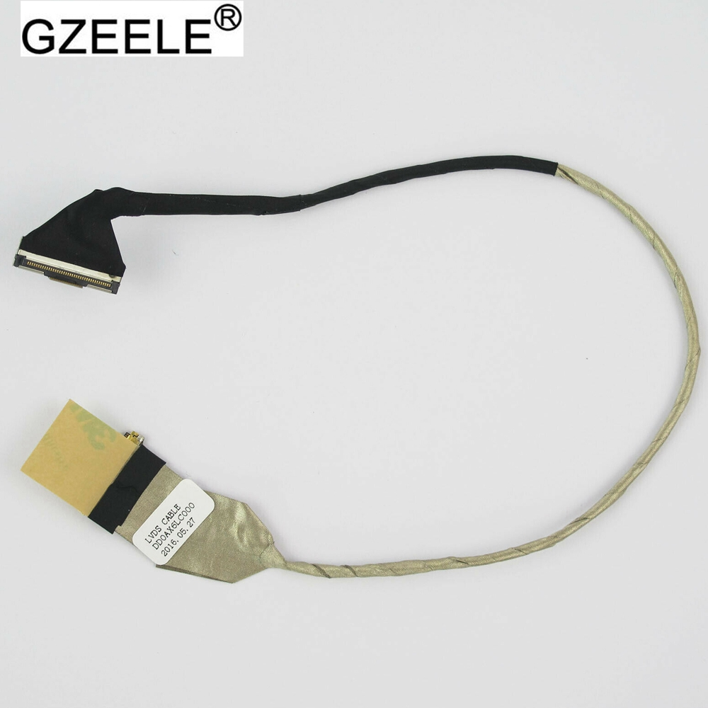 Laptop Accessories New LCD LVDS Cable For HP CQ42 G42 G56 CQ62 CQ56 G62 DD0AX6LC DD0AX6LC000 DD0AX6LC001 DD0AX6LC002
