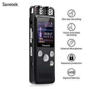 Voice-Recorder Audio Digital Professional 16GB 8GB No 80hr 32G Usb-Pen Pcm-Support Non-Stop