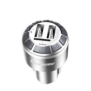 C53 вставная карта Автомобильный Mp3 fm-передатчик Bluetooth MP3-плеер автомобильный портативный мини fm-радио MP3 поддержка быстрой зарядки U диск