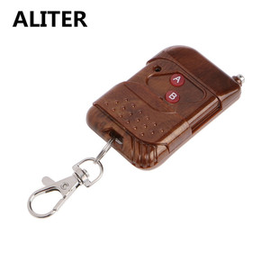 Image 4 - ALITER 0 50m 2 CH RF Wireless Remote Control Dual Button Transmitter 315 MHz/433 MHz