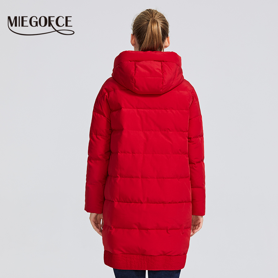 Image 4 - MIEGOFCE 2019 New winter womens collection Womens Winter Jacket