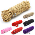 High Quality Japanese Bondage Rope For Binding Binder Restraint To Slave Role Play,Erotic Shibari Accessory To Touch Tie Up Fun