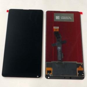 Image 2 - Pantalla LCD Original para Xiaomi Mi Mix 2S, Panel de pantalla táctil de 10 pulgadas, montaje de digitalizador LCD, pieza de reparación, 5,99