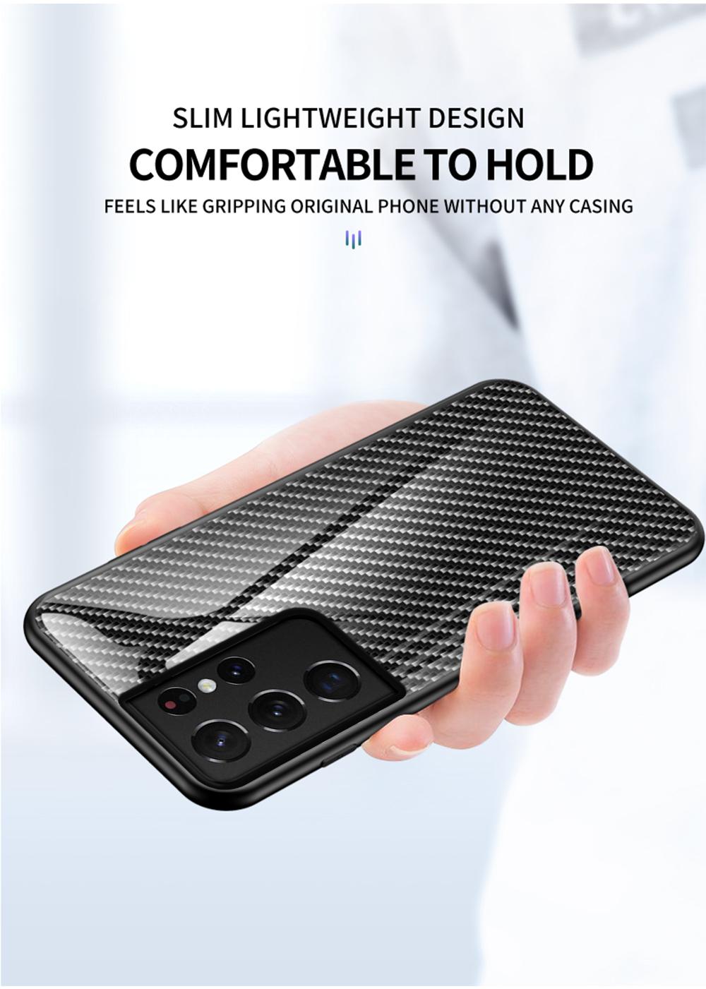 Galaxy S21 Ultra Carbon Fiber Case 2
