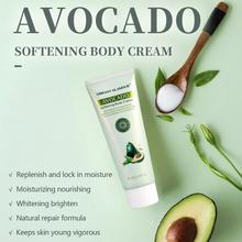 80ml Body Cream Avocado Body Milk Moisturizing Essence Moist