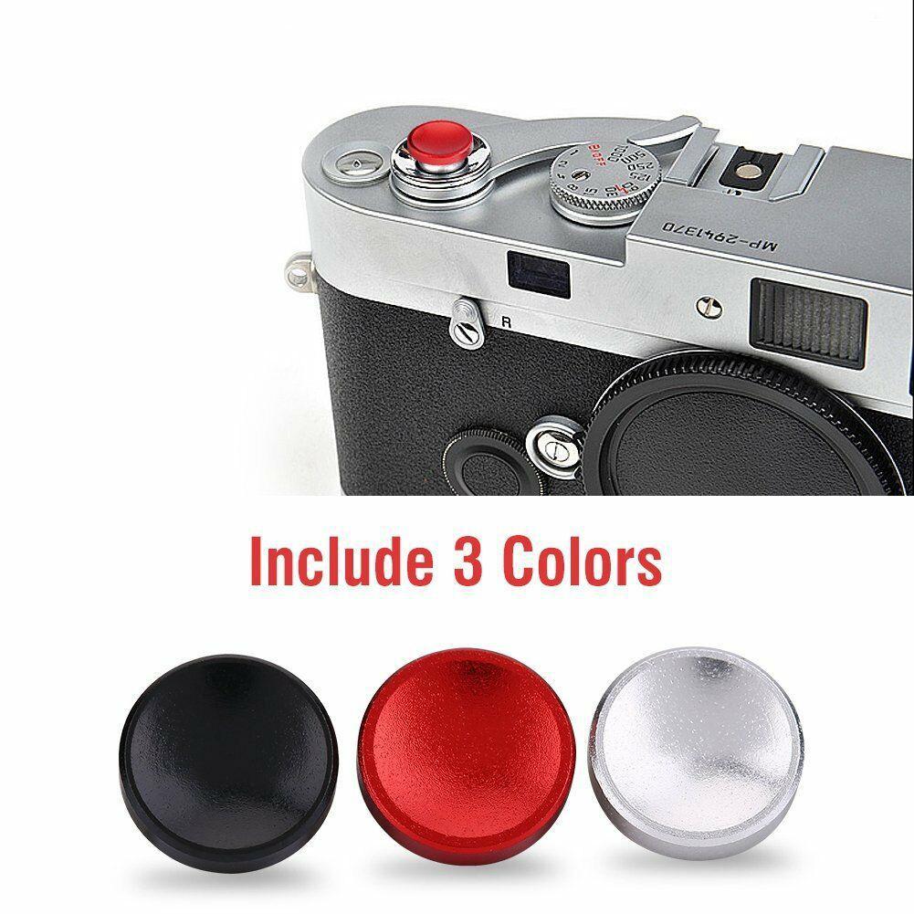 3pcs/set Camera Metal Soft Shutter Release Button For Fujifilm X-E3/X-PRO2/X-E2S/X10/X20/X30/X100/X100T/X100S/X-E1/XPRO-1