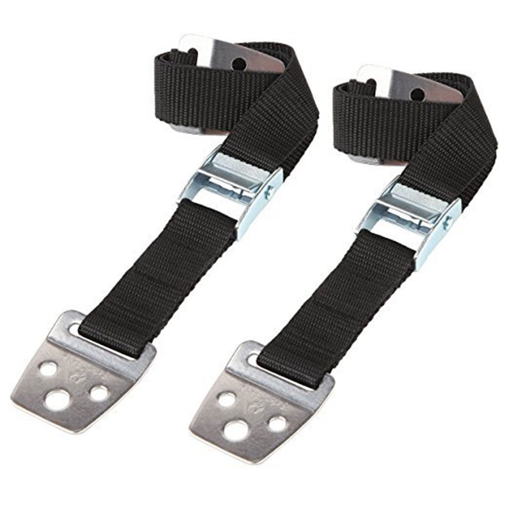 2 Pcs Anti-Tip Wall Strap Baby Safety Furniture Flat TV Lock Protection Child For Kids