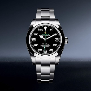 New Rolex-