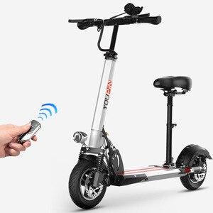 Электровороллер электрический велосипед складной велосипед электрический скутер для пальца электрический самокат мини складной