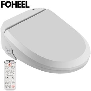 Image 1 - Foheel Intelligente Toiletzitting Elektrische Bidet Cover Bidet Warmte Schoon Droog Massage Slimme Toiletbril Voor Kind Vrouw De Oude