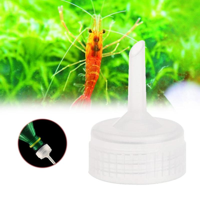 5 PCS Aquarium Brine Shrimp Incubator Cap Hatcher Accessories DIY Bottle System Regulator Valve Kit font