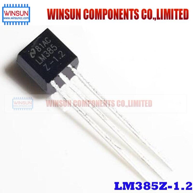 100PCS/LOT LM385Z-1. 2 TO-92 385B12 LM385-1. 2V Brand New
