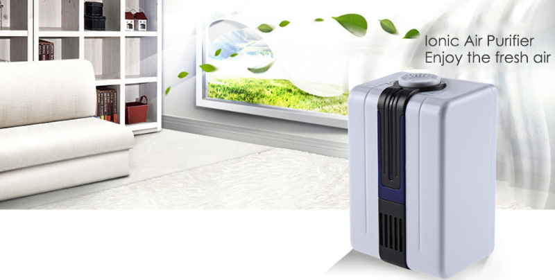 HOME PLUG IN AIR PURIFIER