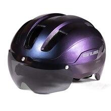 Gub City Play Cycling Helmet Ultralight AERO Road Bike MTB Mountain In Molded Sports Head Protection Gradient Safety Helmets gub k70 mountain bike cycling helmet black