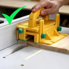 Wood Cutting Table Saw Pusher Safe Feeder Wood Tools Safety Pusher Woodworking Flip Table Planer Woodworking DIY Tools цены