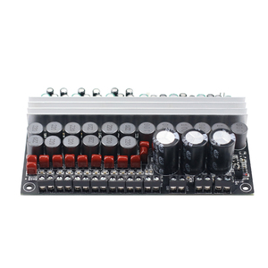 Image 2 - GHXAMP tarjeta de audio amplificadora TPA3116 7,1 para altavoz envolvente de 50W y 100W, SubWoofer Central para DC12 24V DIY